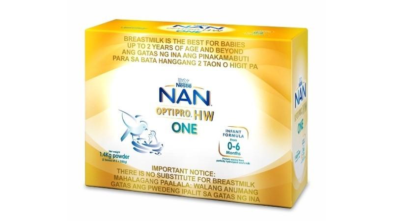 NAN OptiPro HW One 800g