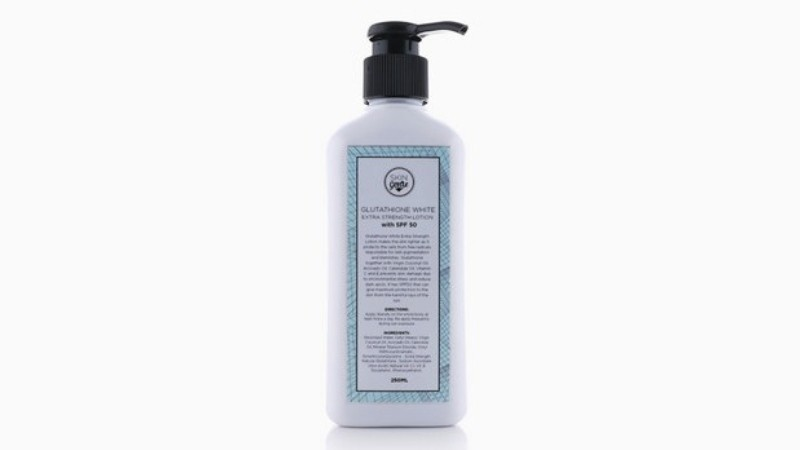 Skin Genie Glutathione White Lotion SPF 50
