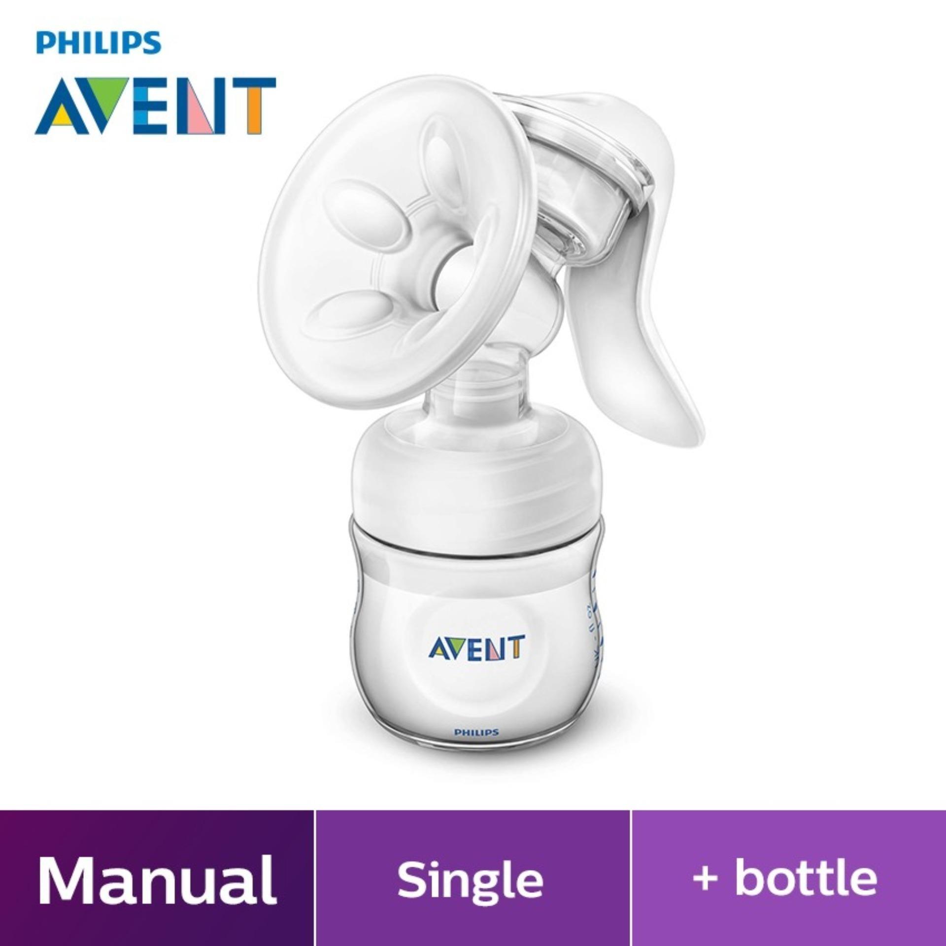 Philips Avent Natural Comfort Manual Pump