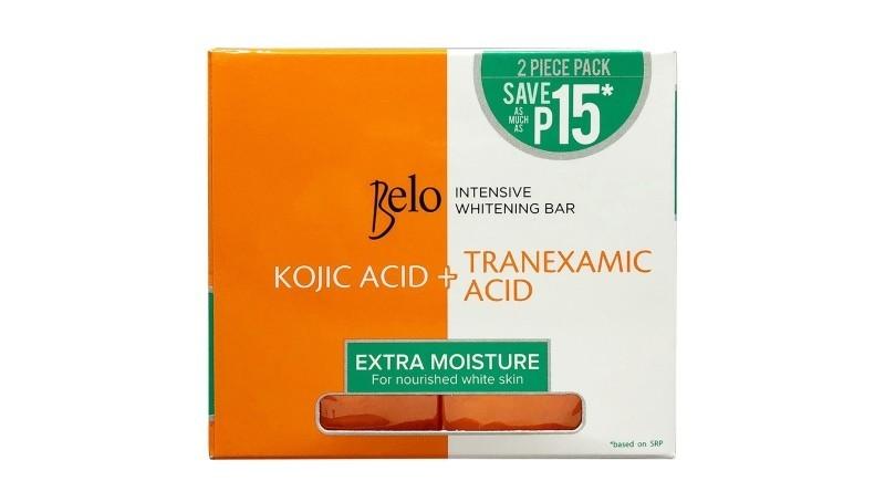 Belo Intensive Whitening Extra Moisture Bar 65G