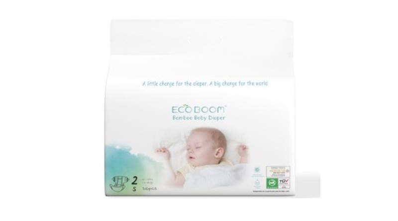 Eco Boom Eco Friendly Bamboo Diapers