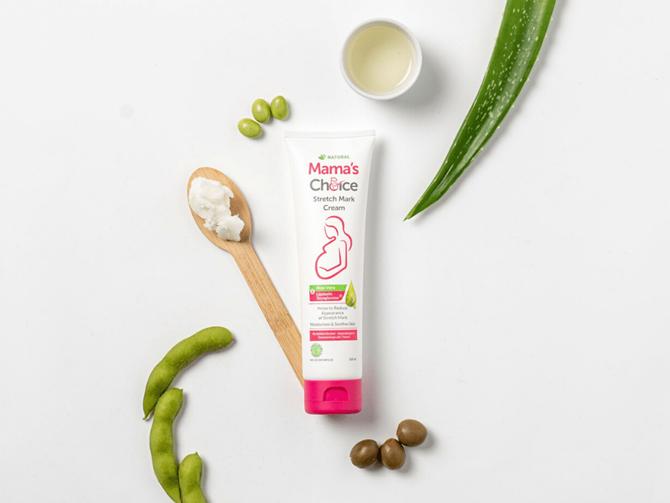 Mama 's Choice Stretch Mark Cream