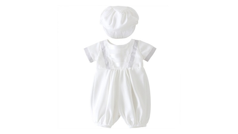 Baptism christening outfits for newborn