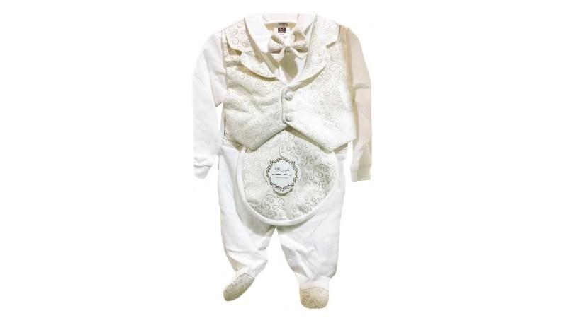 Little Angel Baptism Romper Suit Set