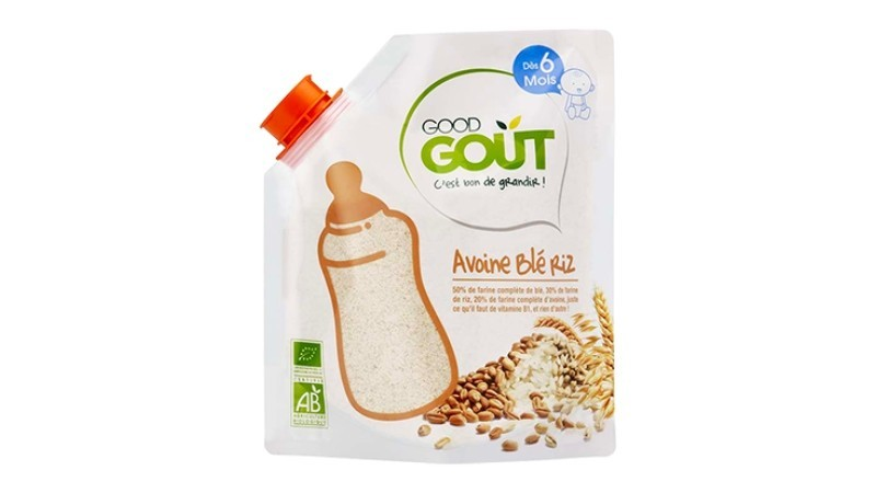 Good Gout Oats Wheat Rice 200g Organic Cereal