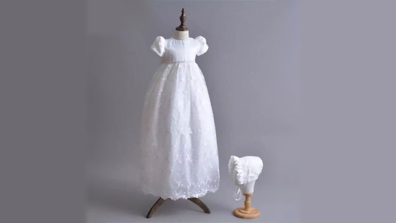 Cocobaby Lace Christening Gowns