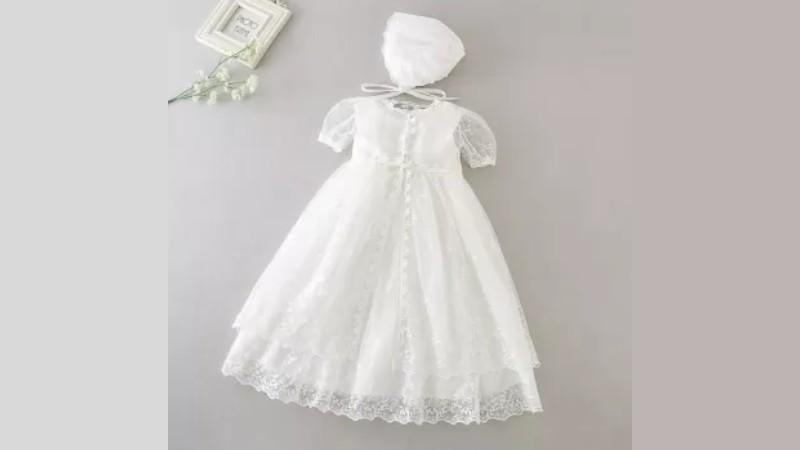 Summer Vestido Christening Gowns