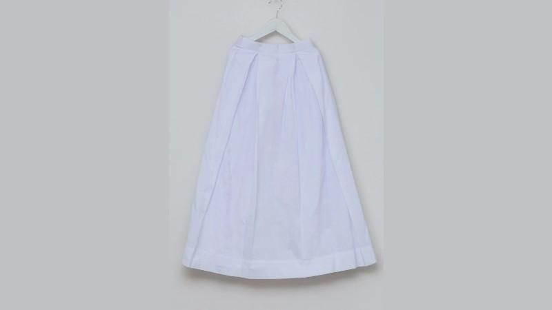 Detachable Christening Skirt
