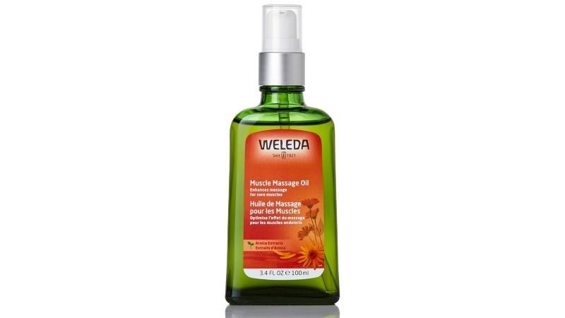Weleda Arnica Massage Oil 3.4oz/100ml