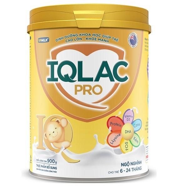 Sữa Bột VPMilk IQLac Pro Ngộ nghĩnh