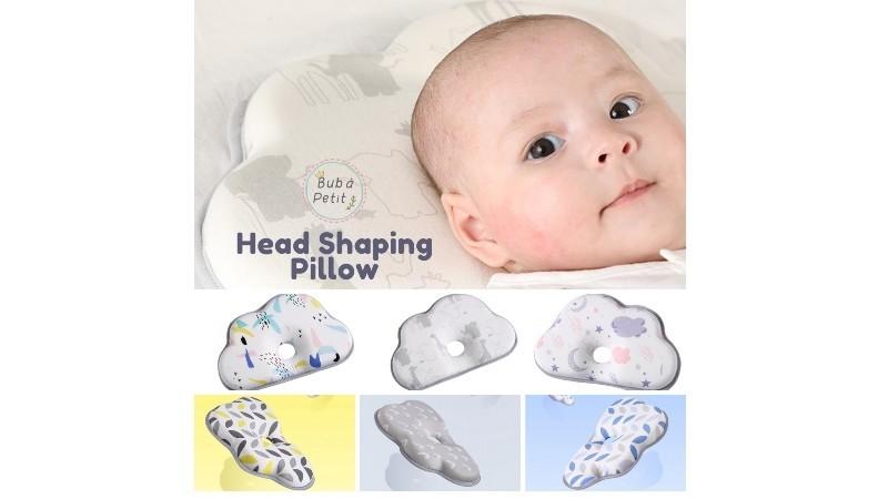 Organic Head Shaping Cloud Pillow