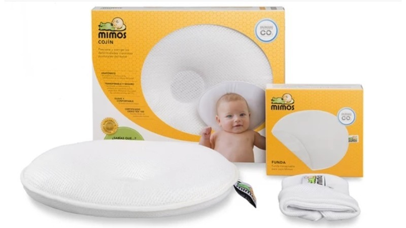 Mimos Pillow 3D Air Spacer 1-10 MONTHS OLD