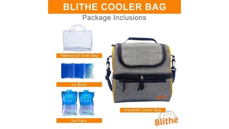 BLITHE COOLER BAG