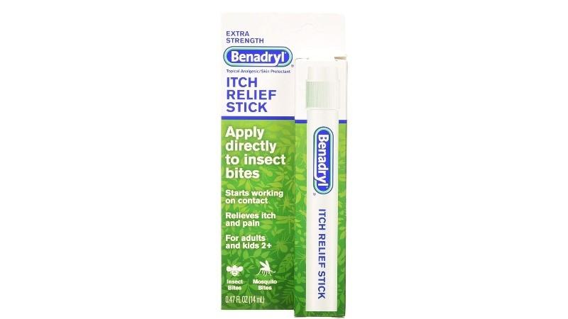 Benadryl Extra Strength Itch Relief Stick,Travel size
