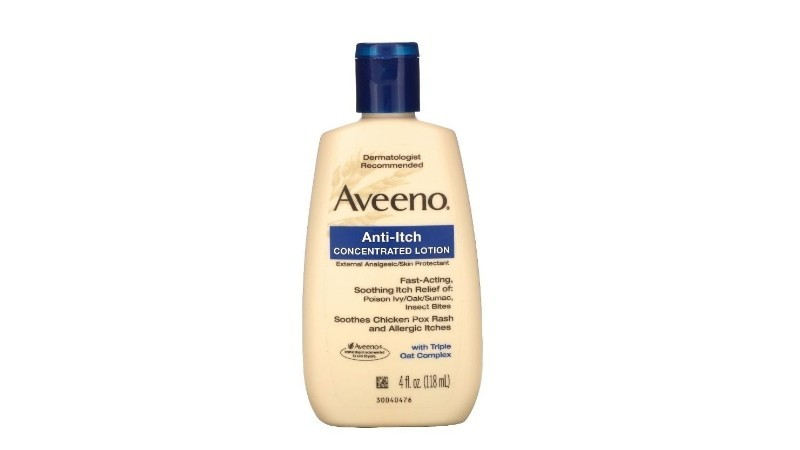 Aveeno Active Naturals, Anti-Itch Concentrated Lotion, 4 fl oz