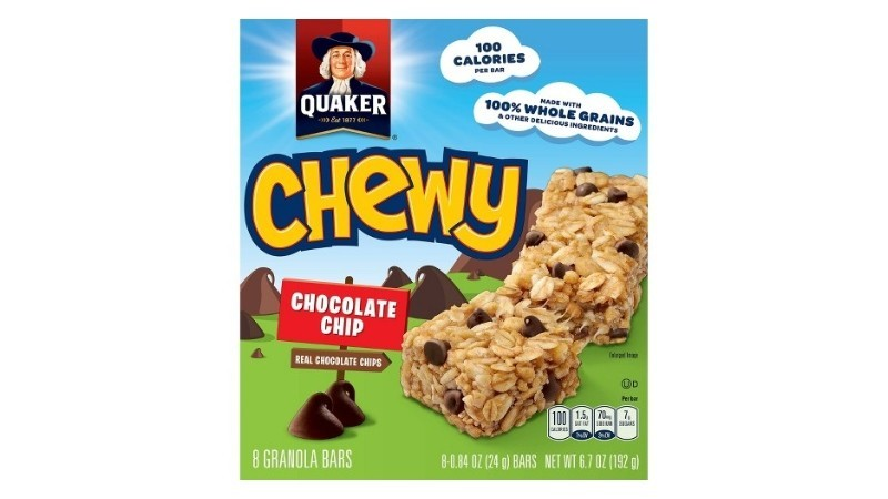 Quaker Chewy Granola Bars, Variety Pack | 60 bars