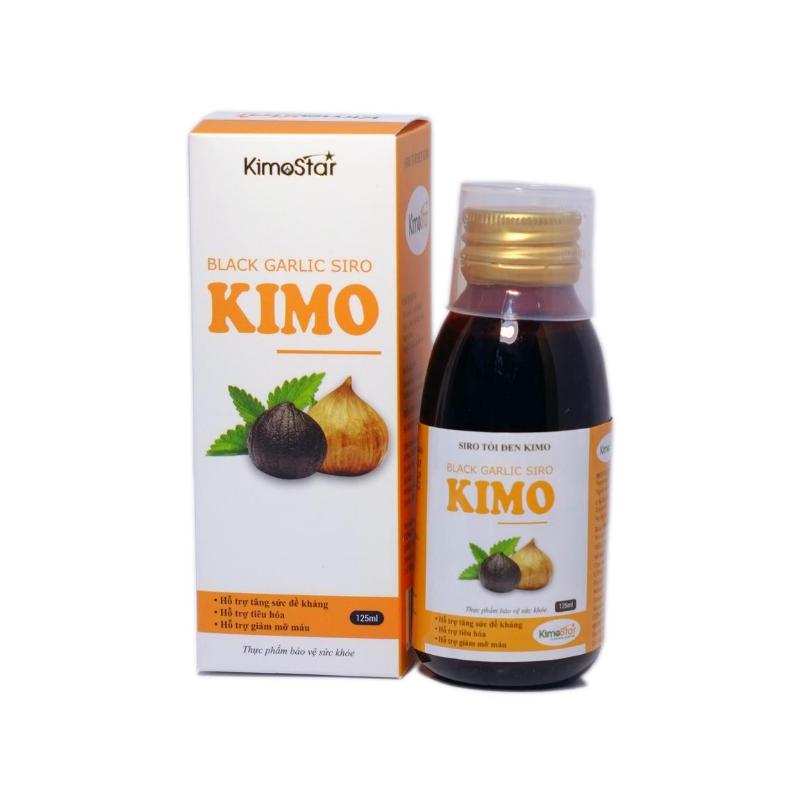 Siro tỏi đen mật ong cho bé biếng ăn Kimo
