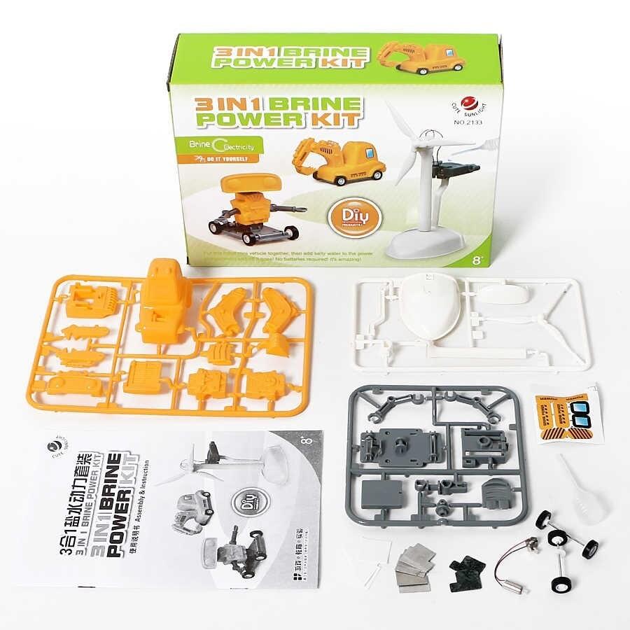 Đồ chơi khoa học STEM Brine Power Kit