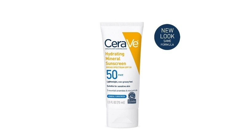 CERAVE HYDRATING SUNSCREEN