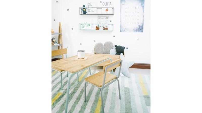 INCY ROOMS VINTAGE SCHOOL TABLE
