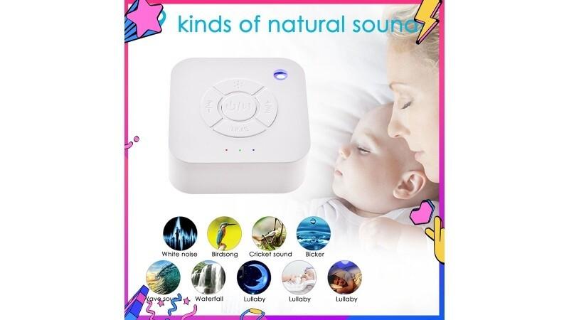 OXOQO White Noise Machine