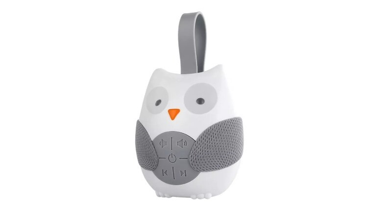 LOMG OWL WHITE NOISE MACHINE BABY SOOTHER