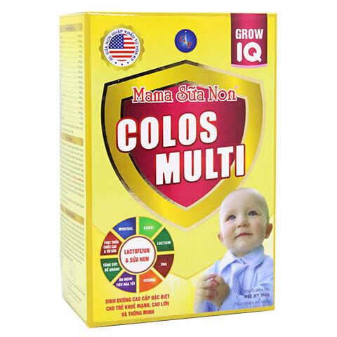 Sữa bột phát triển chiều cao Colosmulti IQ