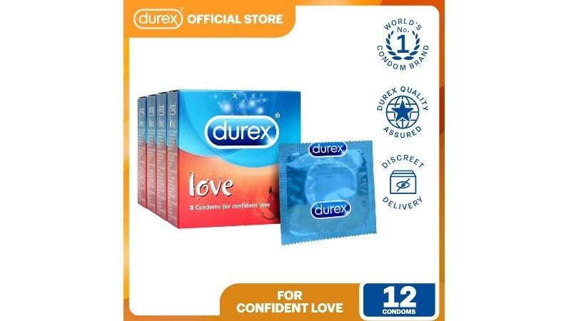 Confident Love Pack of 12s