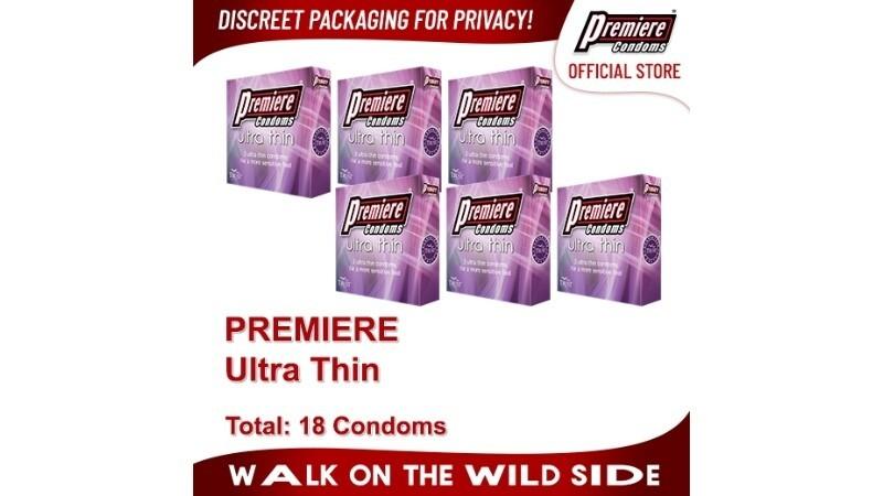 Premiere Condoms Ultra-Thin