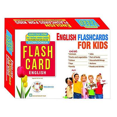Flashcard Dạy Trẻ Theo Phương Pháp Glenn Doman
