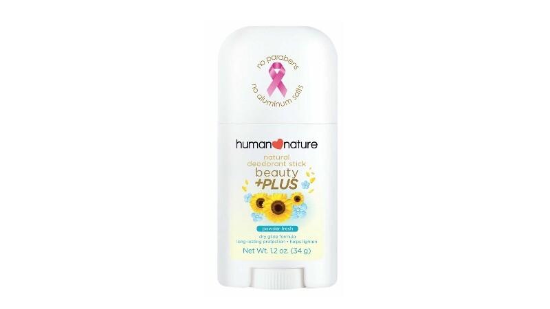 Human Heart Nature Beauty +PLUS Deodorant Stick 34g