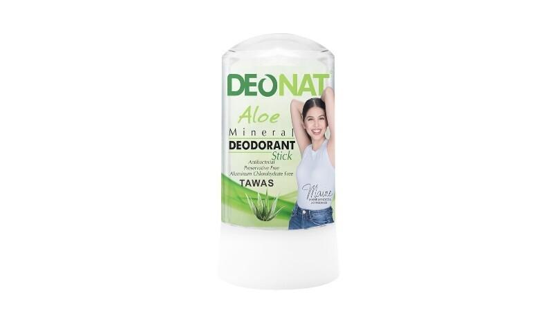 DEONAT Aloe Mineral Deodorant Stick 60g
