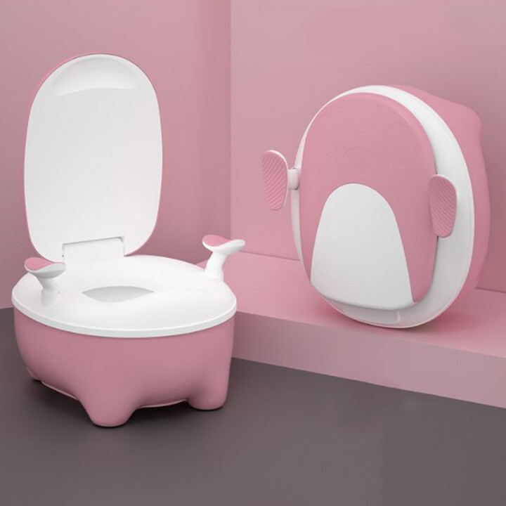 Bệ Ngồi Toilet Trẻ Em