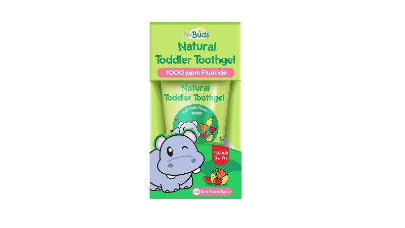 Tiny Buds Toddler Toothgel Stage 2
