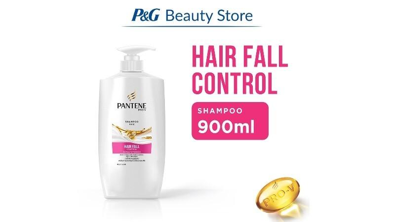 Pantene Pro-V Hair Fall Control Shampoo