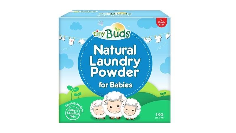 Tiny Buds Natural Laundry Powder