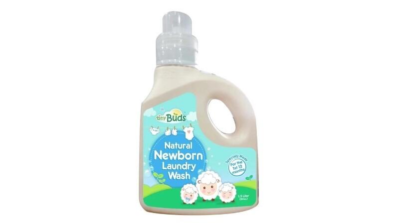 Tiny Buds Newborn Laundry Liquid