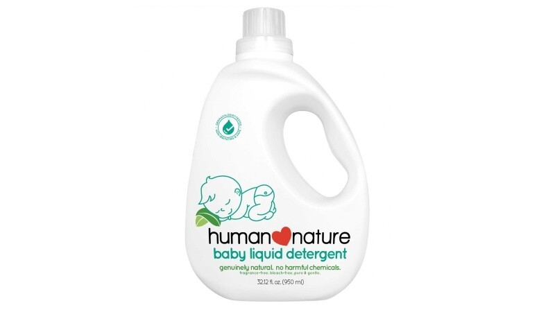 Human Nature Liquid Baby Detergent