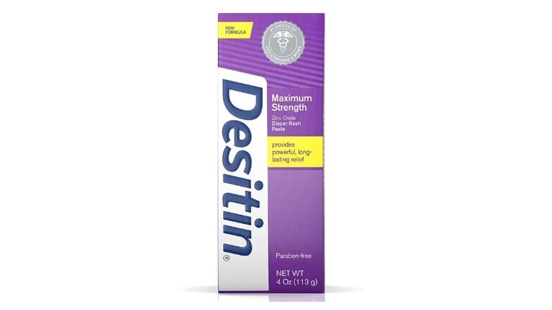 Desitin Baby Diaper Rash Maximum Strength